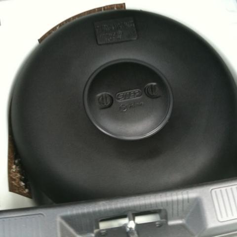 Impianto GPL AG su Fiat Punto Abarth 7