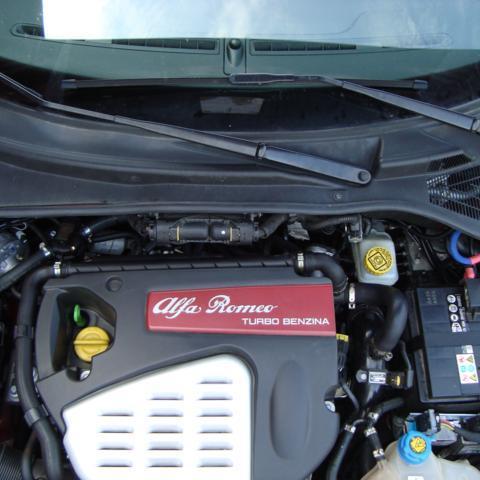 Impianto GPL su Alfa Romeo Mito 5