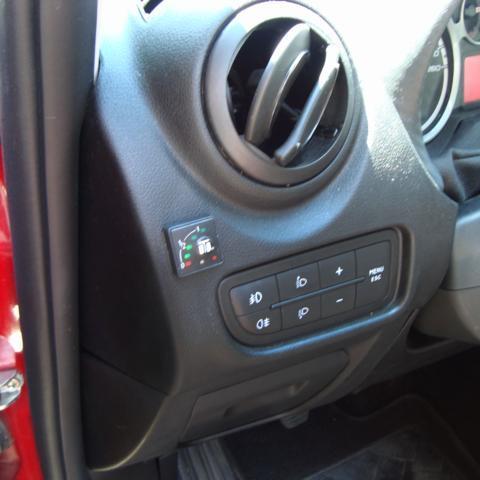 Impianto GPL su Alfa Romeo Mito 6