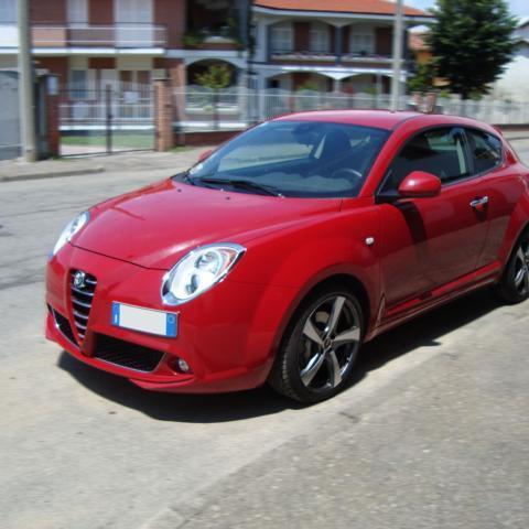 Impianto GPL su Alfa Romeo Mito 7