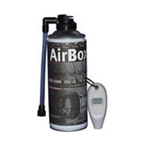 AirBox per gonfiare rapidamente i pneumatici