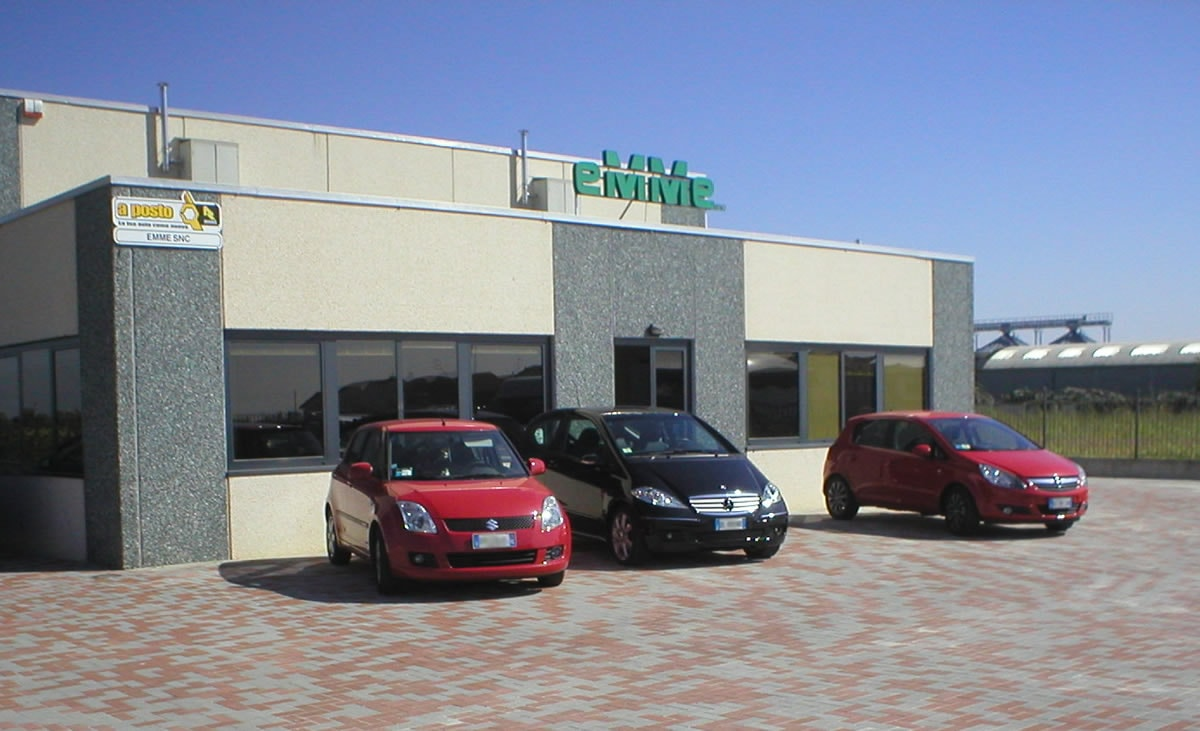 Officina Emme Autogas a Vercelli