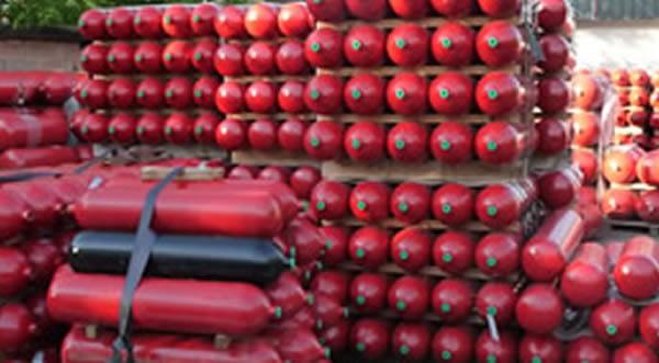 Centro autorizzato fondo bombole metano
