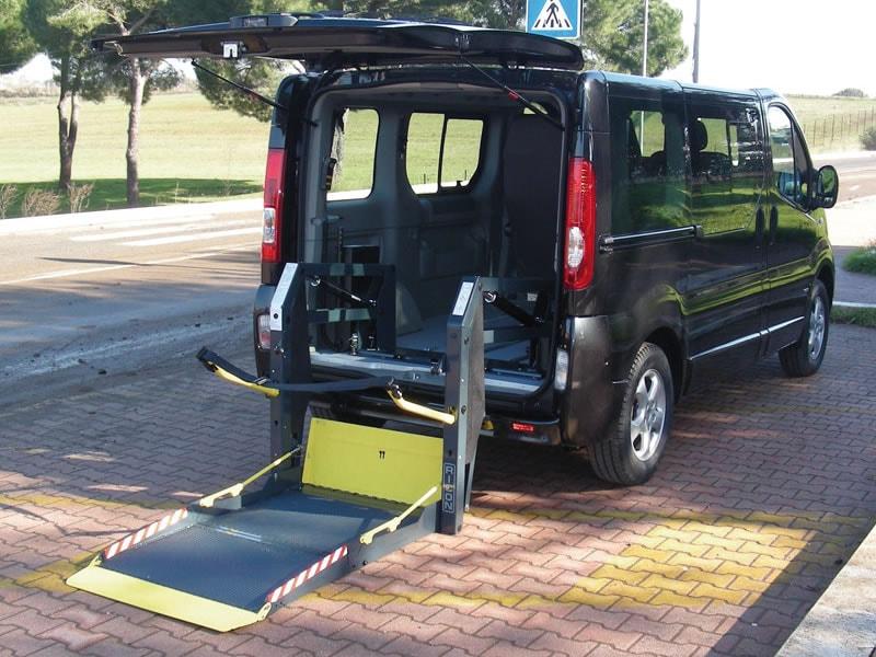 Sistema di trasporto disabili