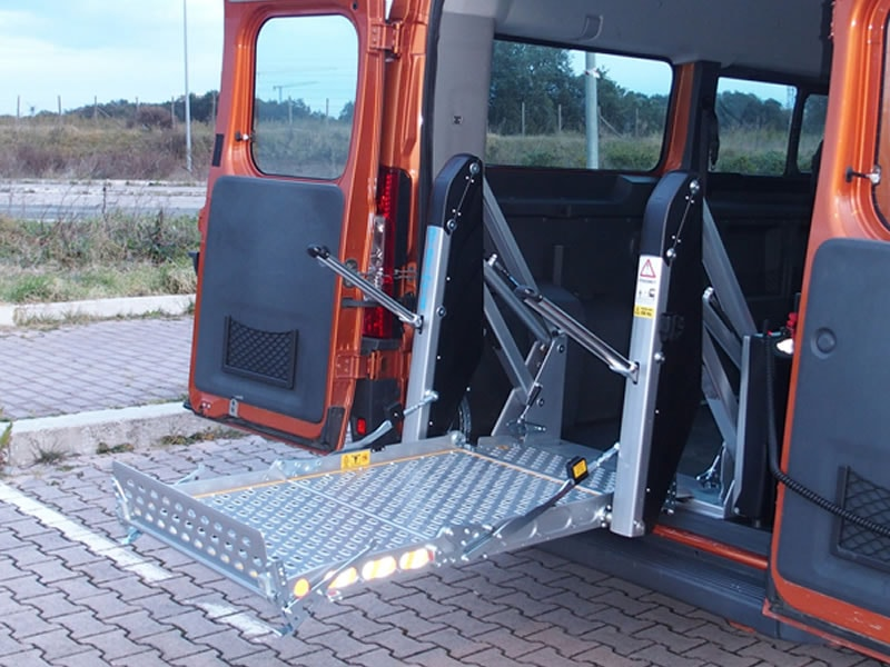 Sollevatore Ultra Light per disabili