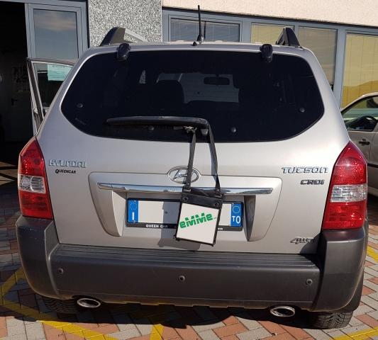 Hyundai TUCSON - DIESEL/GPL