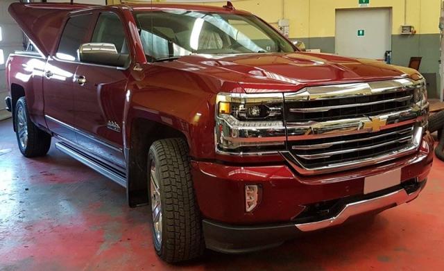 Chevrolet SILVERADO - GPL