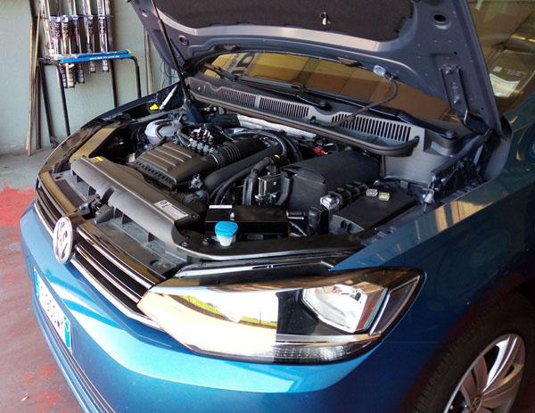 Volkswagen TOURAN - GPL